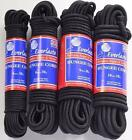 Everlasto Bungee Rope Shock Cord Black 4mm to 10mm Dia