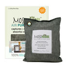 Moso Natural 500g Air Purifying Bag Deodorizer. Odor Eliminator for Home Kitchen