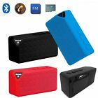 1x Bluetooth Wireless Boombox Stereo Speaker for iPhone Samsung HTC LG Tablet PC