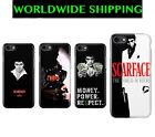 Scarface Case Skin Tony Montana Cover For Iphone 4s 5/5s/C/SE 6/6Plus 7/7Plus