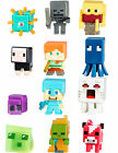 Minecraft Mini-Figures Series 3 (pack of 3) - mooshroom alex ghast guardian