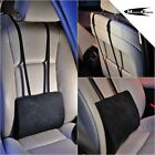 Lower Back Lumbar Support Cushion Pillow For Car Seat Office Chair Universal Fit