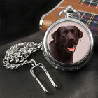 Labrador Retriever Dog Pocket Watch