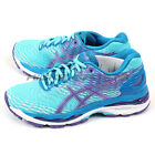 Asics Gel-Nimbus 18 (D) Turquoise/Methyl Blue Expert Running Shoes T651N-4035