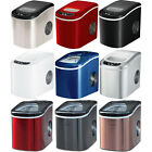 Ice Maker Igloo Compact Countertop Ice Cube Maker - Choose Your Color