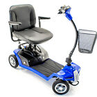 3 Wheel Power Scooter Electric Mobility Aid Compact Portable Shoprider Hero 3