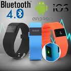 Bluetooth 4.0 Smart Watch Smartband Sport Bracelet Tracker Wristband Pedometer
