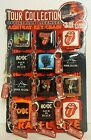 Rock Tour Collection Metal Ashtray/Stash Box Keychain, Choose One , BRAND NEW