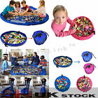 Large or Small Portable Kids Play Mat Storage Bag Toys Organizer Rug Box UK Sell