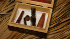 Brazilian Bird Call/Samba 6 whistles Wood case package NIB !
