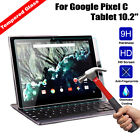 Tempered Glass Screen Film Protector Guard For Google Pixel C Tablet 10.2 Tablet