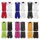 Kyпить Spalding Doubleface Kids Set Wende Trikot+Shorts Kinder Reversible Basketball на еВаy.соm