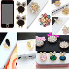 Cute 3D Home Button Sticker For iPhone 4/ 4S iPhone 5 iPad 1/2 iPhone 6 zep