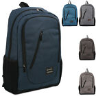 Canvas Backpack School Rucksack Vintage Satchel Shoulder Laptop Bag Travel Bags