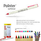 DOLLAR POINTER SOFT LINER PENS PREMIUM QUALITY PACK - 0.3 mm WRITING POINT