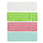 Anti-Dust Keyboard Protector Skin Film Cover for HP Pavilion 15 Laptop