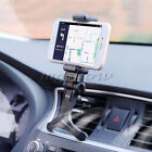 360°Car Cradle Stand Holder Air Vent Mount for Mobile Smart Cell Phone GPS