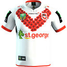 ST GEORGE DRAGONS NRL 2016 ANZAC DAY ROUND COMMEMORATIVE OFFICIAL MENS JERSEY