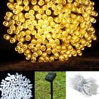 100/200LED Solar Power String Fairy Light Outdoor XMAS Party Lamp Waterproof LED