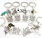 Keyring - DAD,Any man can be a Father...Football,fishing,Fathers day, wedding