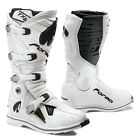 Forma Performance Boots Dominator TX 2.0 White Motorcycle MX Motocross Boots