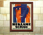 1929 Berlin Advertising Art Exhibition - Reproduction Vintage Poster