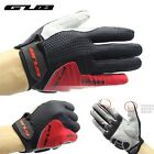 Gel Bike Full Finger Cycling Gloves Short Bicycle Biking Riding Touch Screen NEW