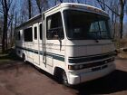 1990 Fleetwood Flair Ford 460 RV Coach Motor Home Gas Low Miles 5.1 Stereo DVD