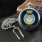 HMS Ark Royal Pocket Watch Royal Navy Pocket Watch