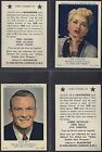 A&BC - FILM & TV STARS (2ND SERIES) (NUMBERS 073-096) PLEASE SELECT YOUR CARD