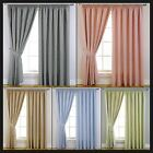 Dolly Blackout Curtains Polka Dots Pastel Spots Ready Made Pair Pencil Pleat
