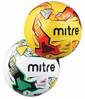 Set of 5 Mitre Delta Match Hyperseam Footballs - Outdoor Grass Astro League