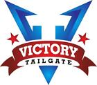 Victory Tailgate Collegiate NCAA Cornhole Board Set game Onyx Stained Version