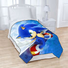 Sonic the Hedgehog Fleece Throw
