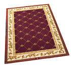 Traditional Border Rug, by Collections Etc