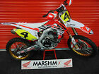 Honda CRF 250 Muscle Milk Edition, 2016, 0%, Now with £500 Off