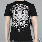 Affliction Watson A6403 Men's T-shirt Tee  BLack