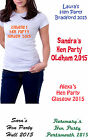 Personalised Iron-On T-Shirt Transfer for Hen Party Do's Ideas-Bridesmaid