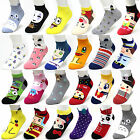 POPULAR SOCKS Womens Ladies Big Kids Cartoon Socks MADE IN KOREA Character Socks