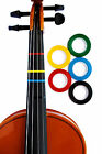 Violin Fingering Tape for Fretboard Positions- Pick Your Color