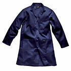 Dickies Redhawk wd200 Warehouse Coat  Dust Jacket (Navy Blue) + VAT INVOICE