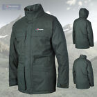 Berghaus Men's Tornado Waterproof Breathable Jacket - Green - Authorised Dealer
