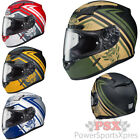HJC CL-17 Mech Hunter Motorcycle Helmets