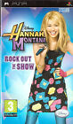 Hannah Montana: Rock Out the Show Sony PSP 3+ Music Game