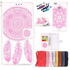 Pattern Flip Cover Stand Wallet Leather Case For Huawei Ascend P9 Lite/Y625+Gift