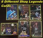 Shaquille O'Neal 6 LEGENDS Cards *Choose 1 or More* 10 + Mail FREE