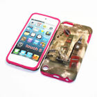 For Apple iPod Touch 5th Gen Hybrid 2-in-1 Cover Case London Bridge Big Ben