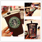 Nice Gift 3D Cute Cool Summer Soft Silicone Rubber Gel TPU Cell Phone Case Cover