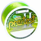 Platypus Pre-test Fishing Line - High Vis Yellow - 4 kg   8 lb World's Best!