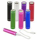external battery for phones - Portable Power Bank External Mobile USB Battery Charger for Cell Phone 2600mAh